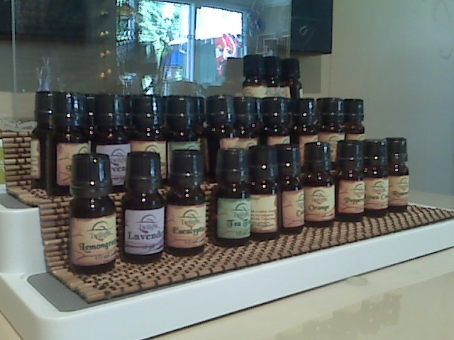 Aromatherapy is the use of essential oils to restore harmony and balance to the mind, body, spirit, heart and home.